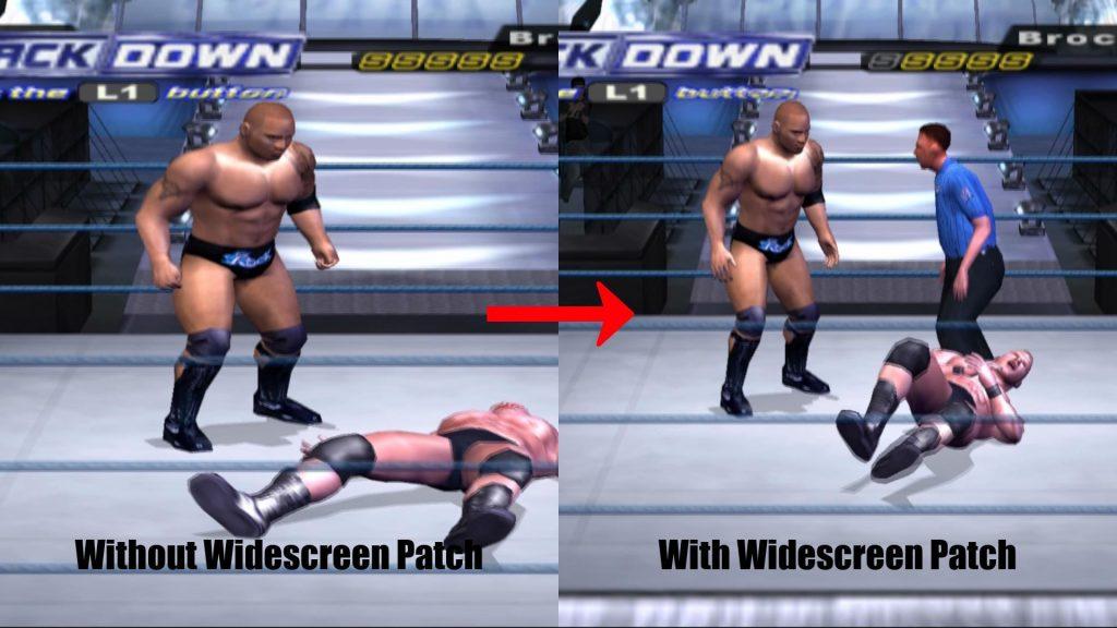 PCSX2 Widescreen