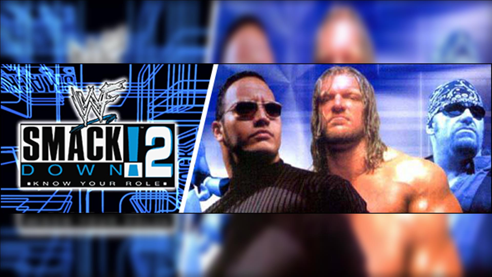WWF SmackDown 2 Know Your Role PS2 ISO Highly Compressed
