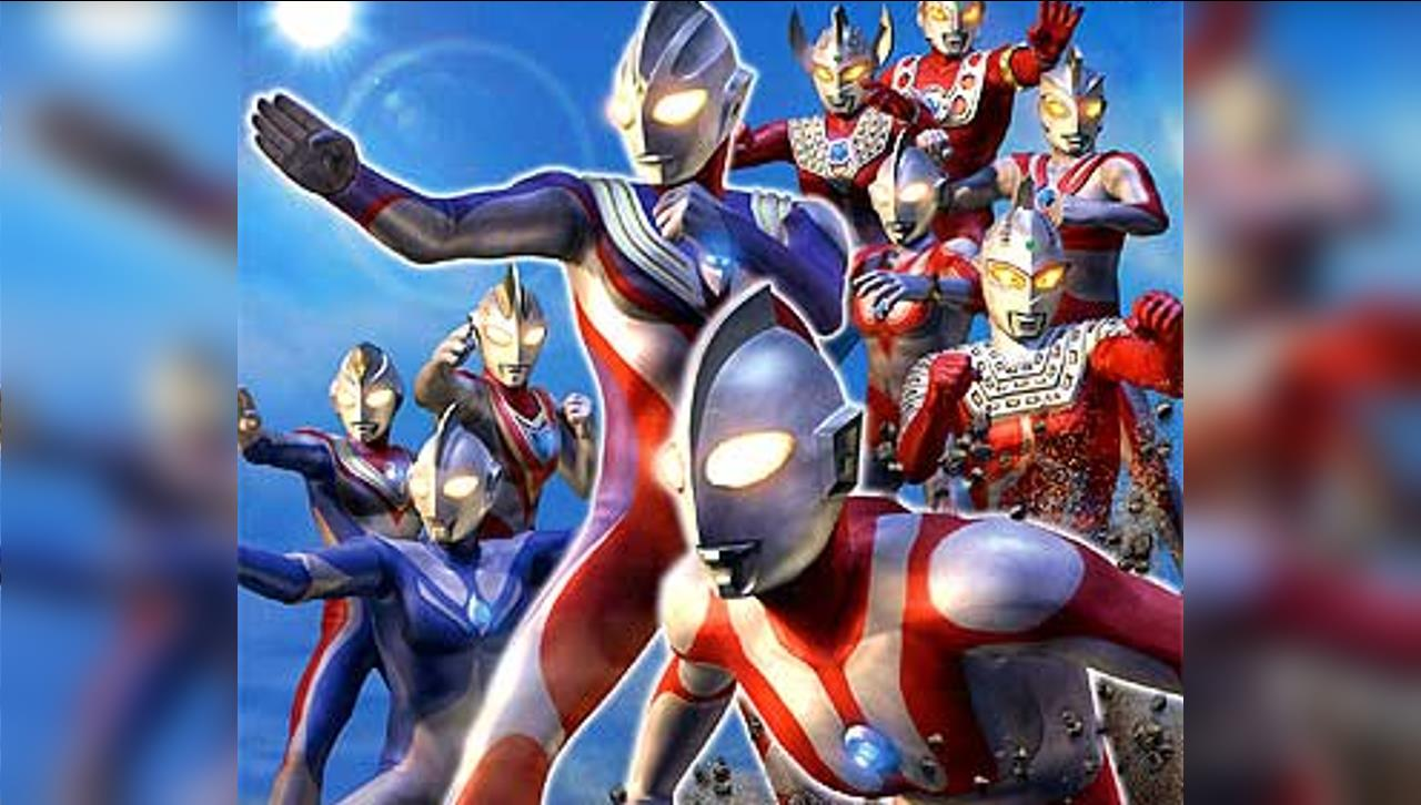 Ultraman Fighting Evolution 0 PSP ISO Highly Compressed