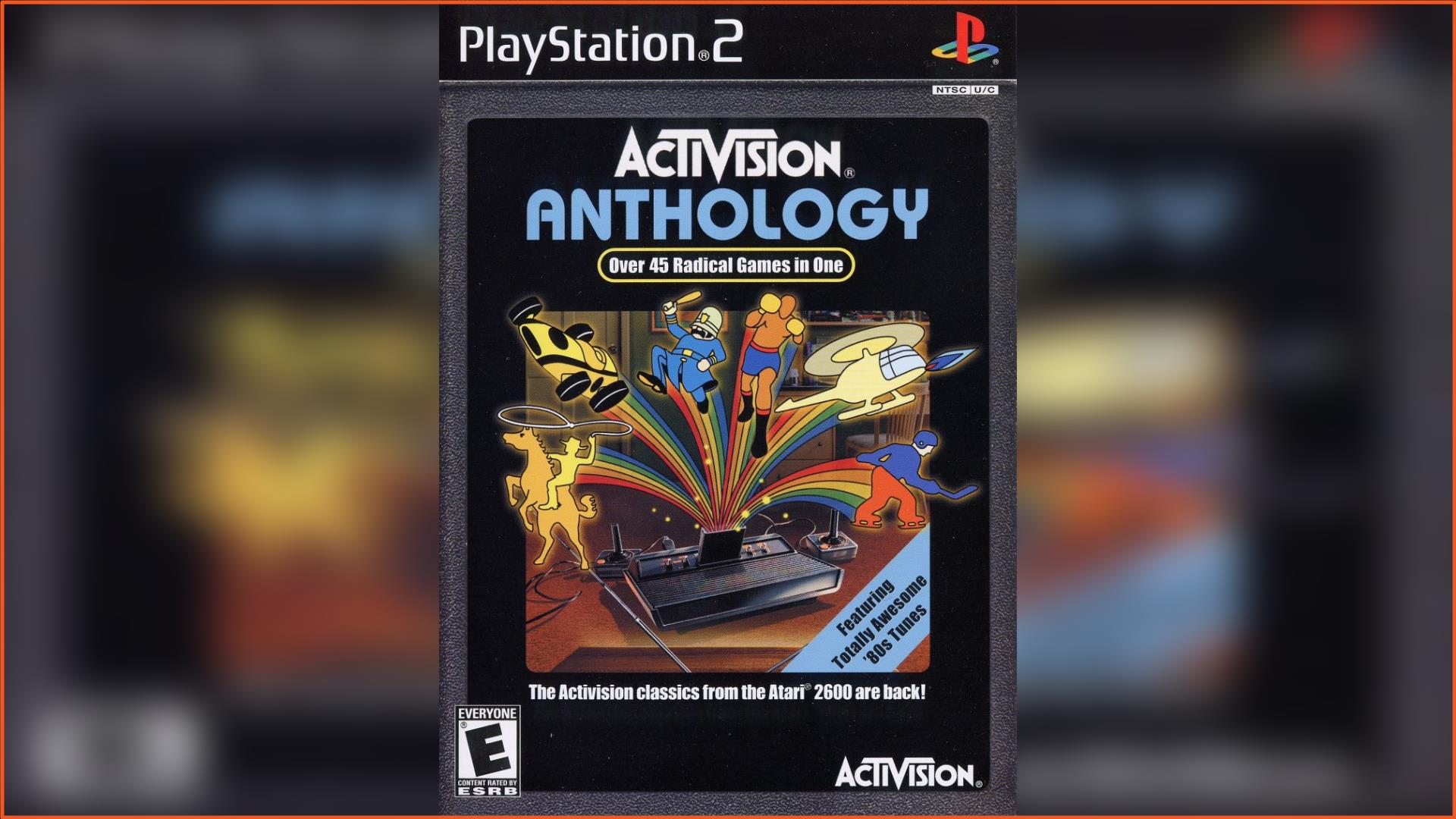 Activision Anthology PS2 ISO Download