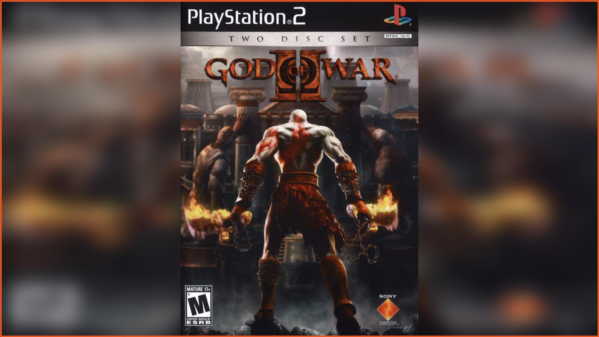 God of War 2 PS2 ISO Download