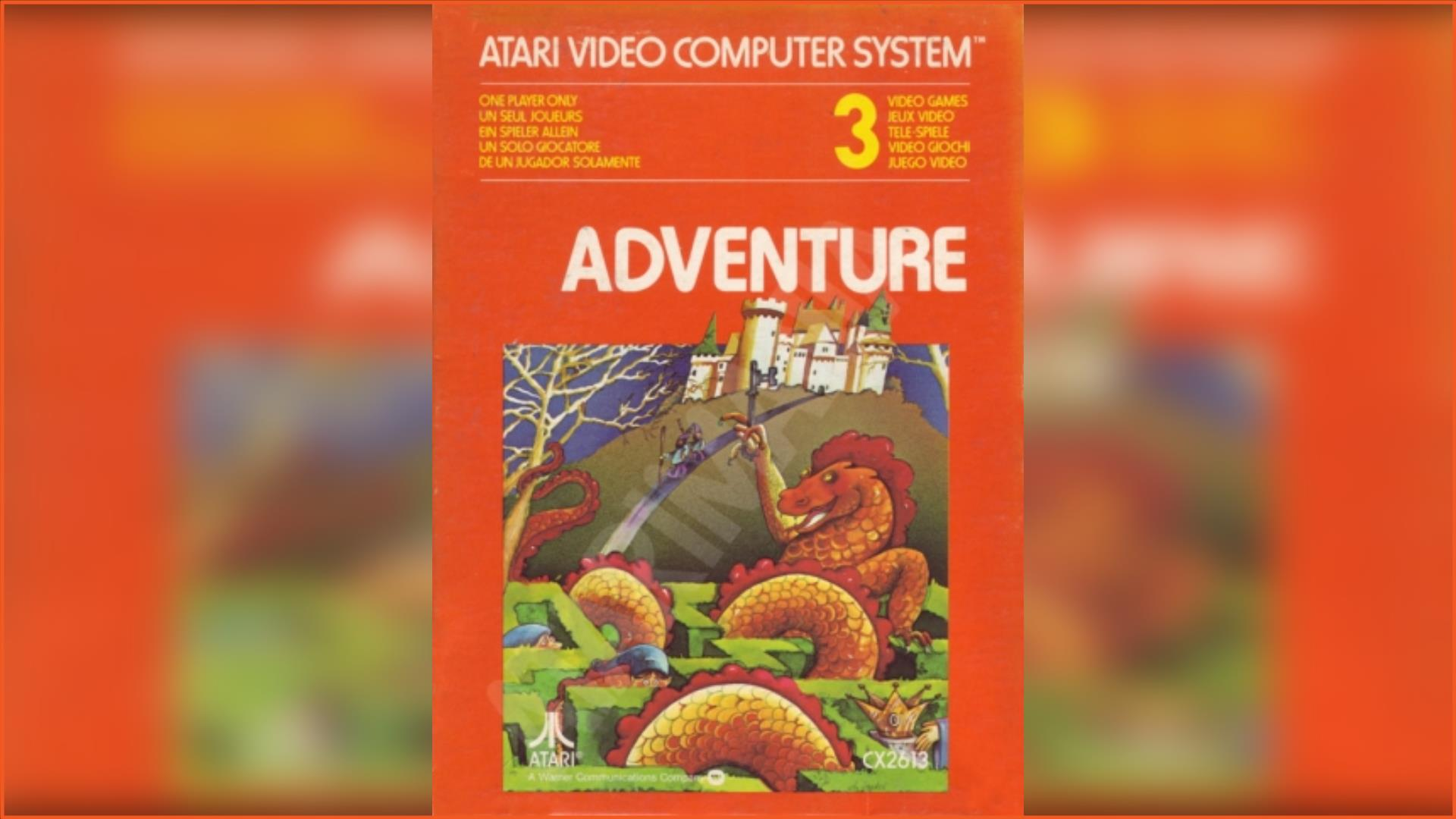 Adventure Atari 2600 ROM Download