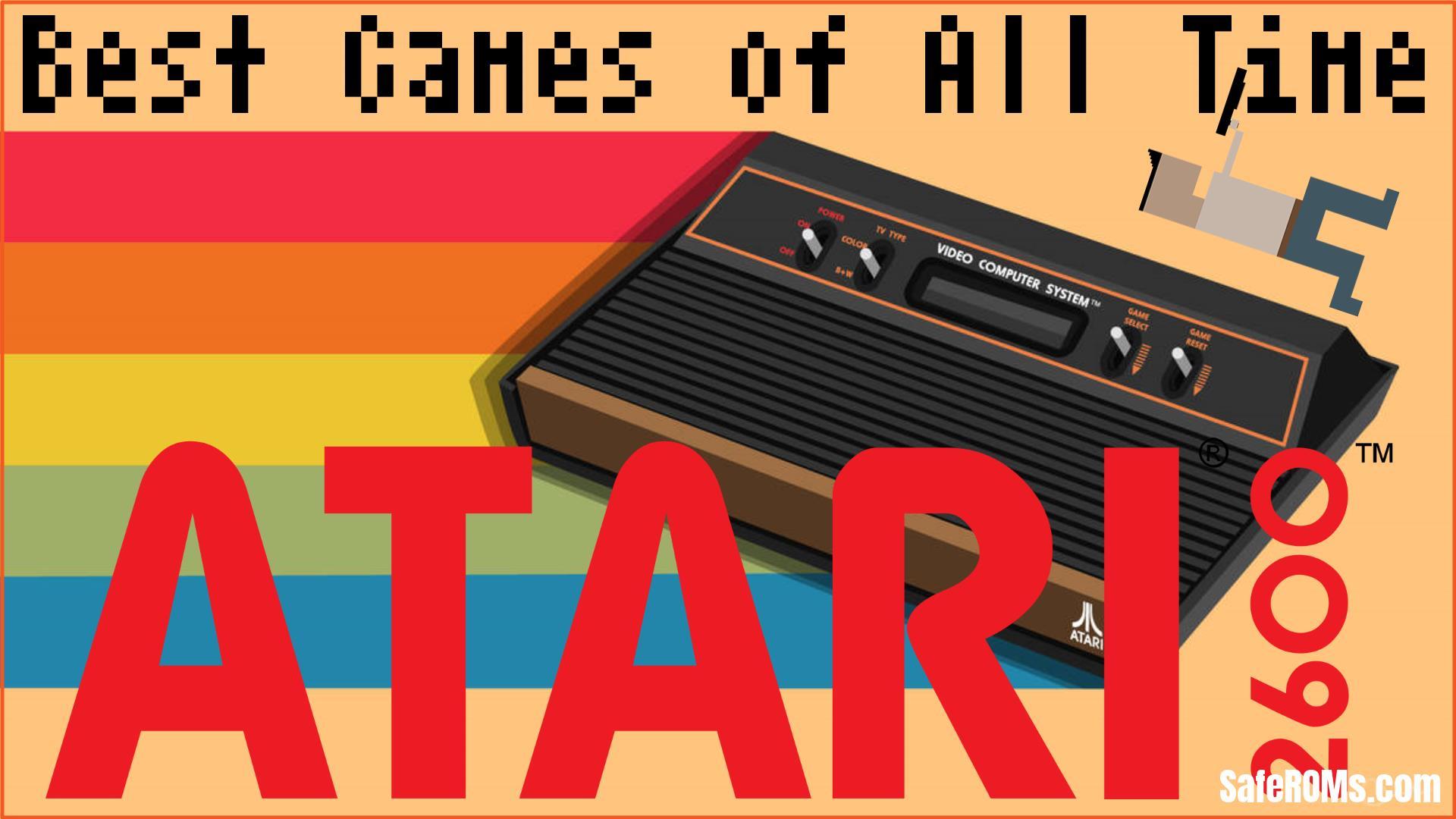 Best Atari 2600 Games