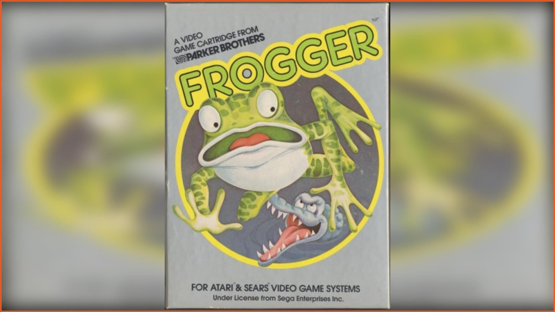 Frogger Atari 2600 ROM Download