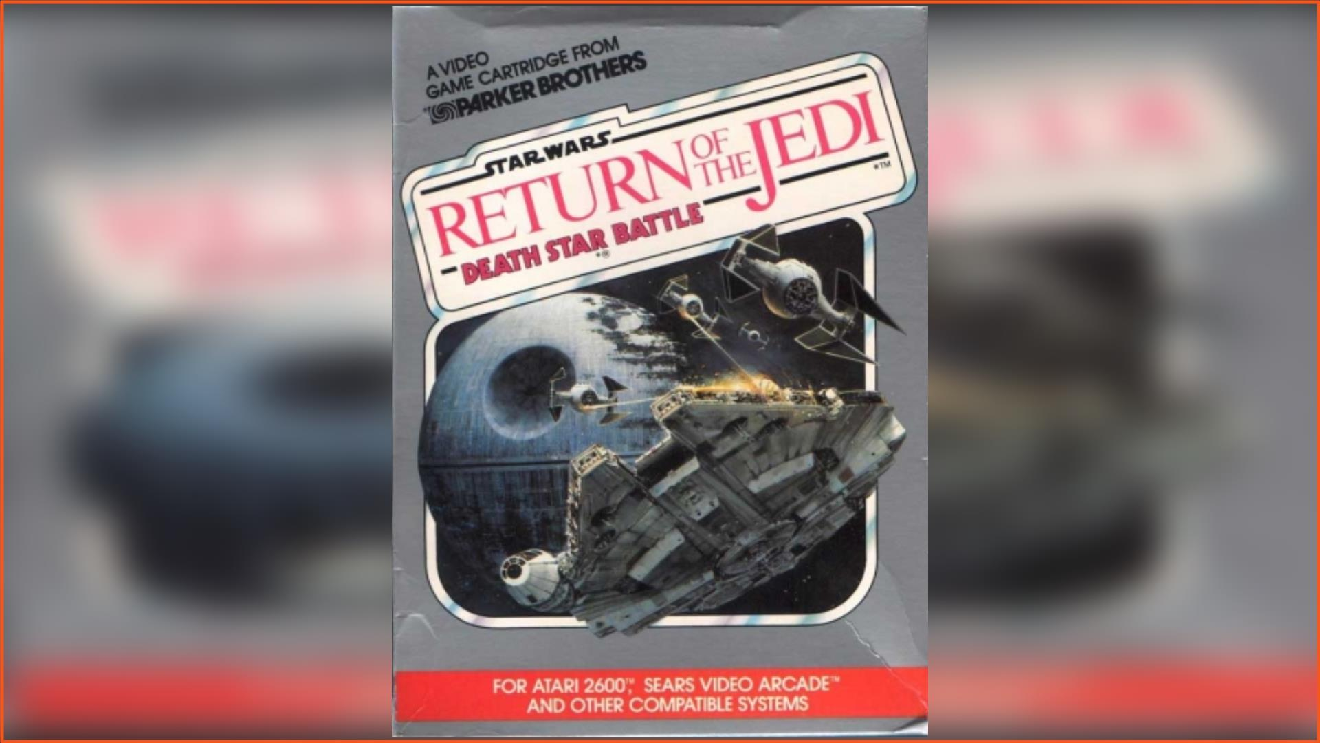Return of the Jedi Atari 2600 ROM Download